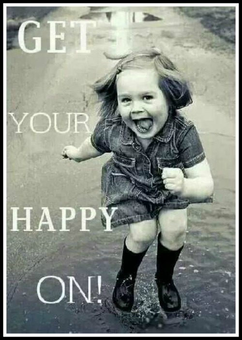 Get your happy on - www.betterwithcake.com