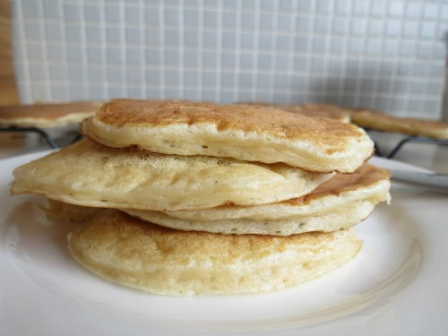 Edna Mae's Sour Cream Pancakes | Better with Cake