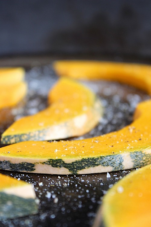 Deliciously Simple, Perfectly Roasted Pumpkin - www.betterwithcake.com