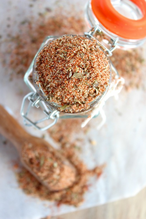 Spicy {Homemade} Blackened Seasoning