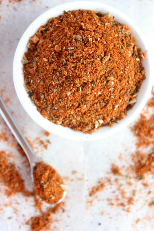 Healthy, Homemade Moroccan Seasoning