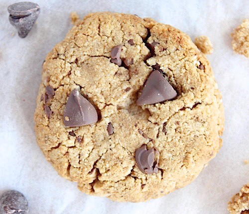 Classic Choc Chip Cookies {Gluten Free, Grain Free & Paleo Friendly} - www.betterwithcake.com