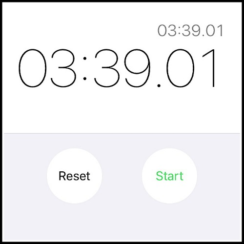 My Time - 4 Minute Workout by Jen Sinkler - www.betterwithcake.com