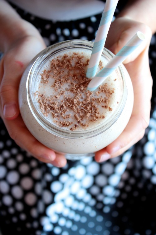 Chai Spiced Smoothie {Vegan, Dairy Free and Paleo Friendly}