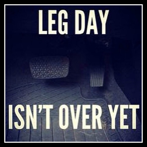 Leg day isn't over yet - www.betterwithcake.com
