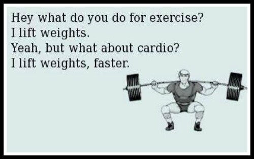 Lift Weights Faster - www.betterwithcake.com