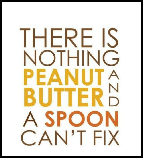 Peanut Butter Fix - www.betterwithcake.com